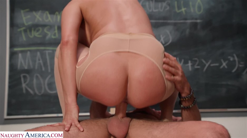 My First Sex Teacher – Katie Morgan gets a much needed fucking from her student